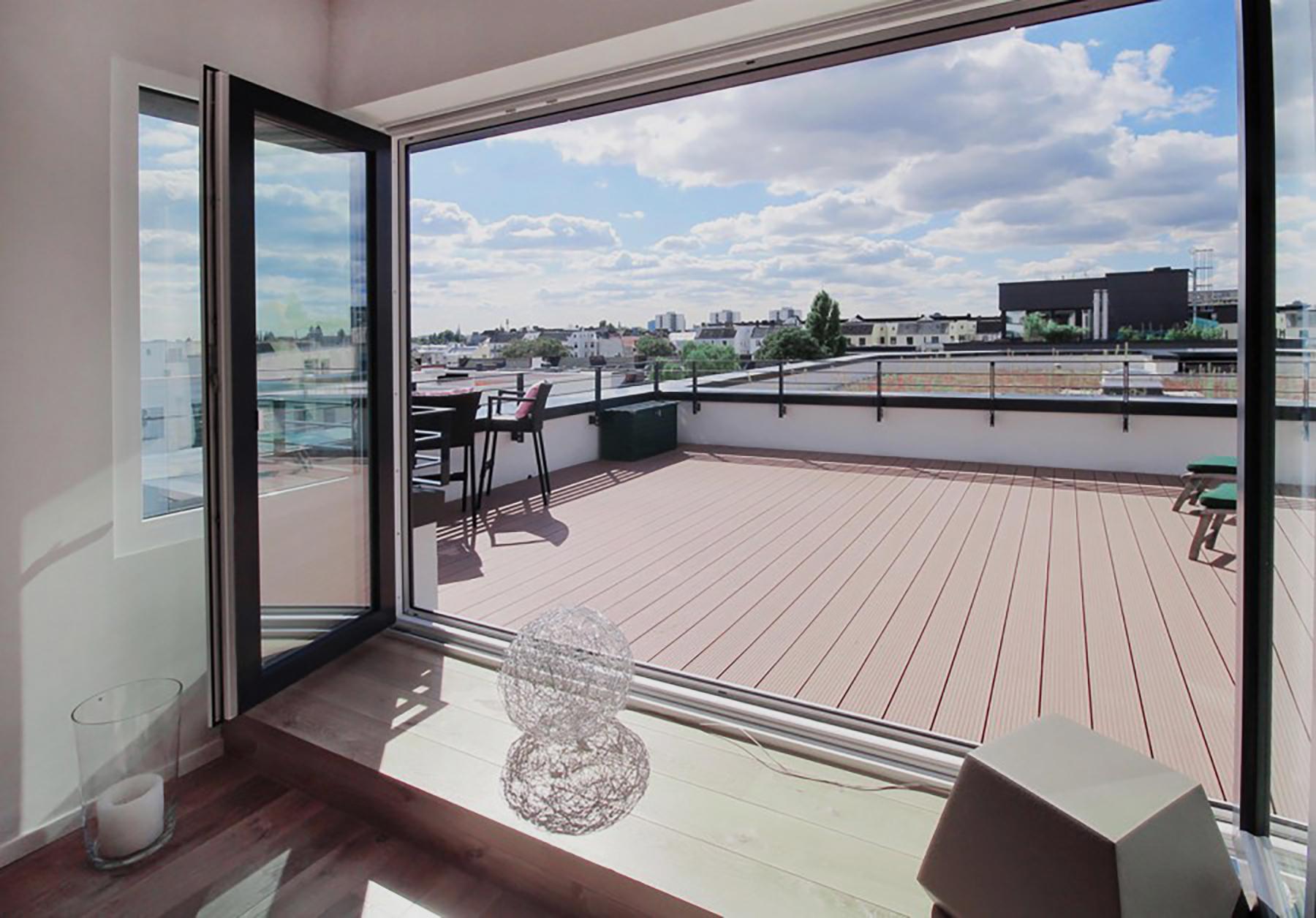 Penthouse Wohnung, Hamburg