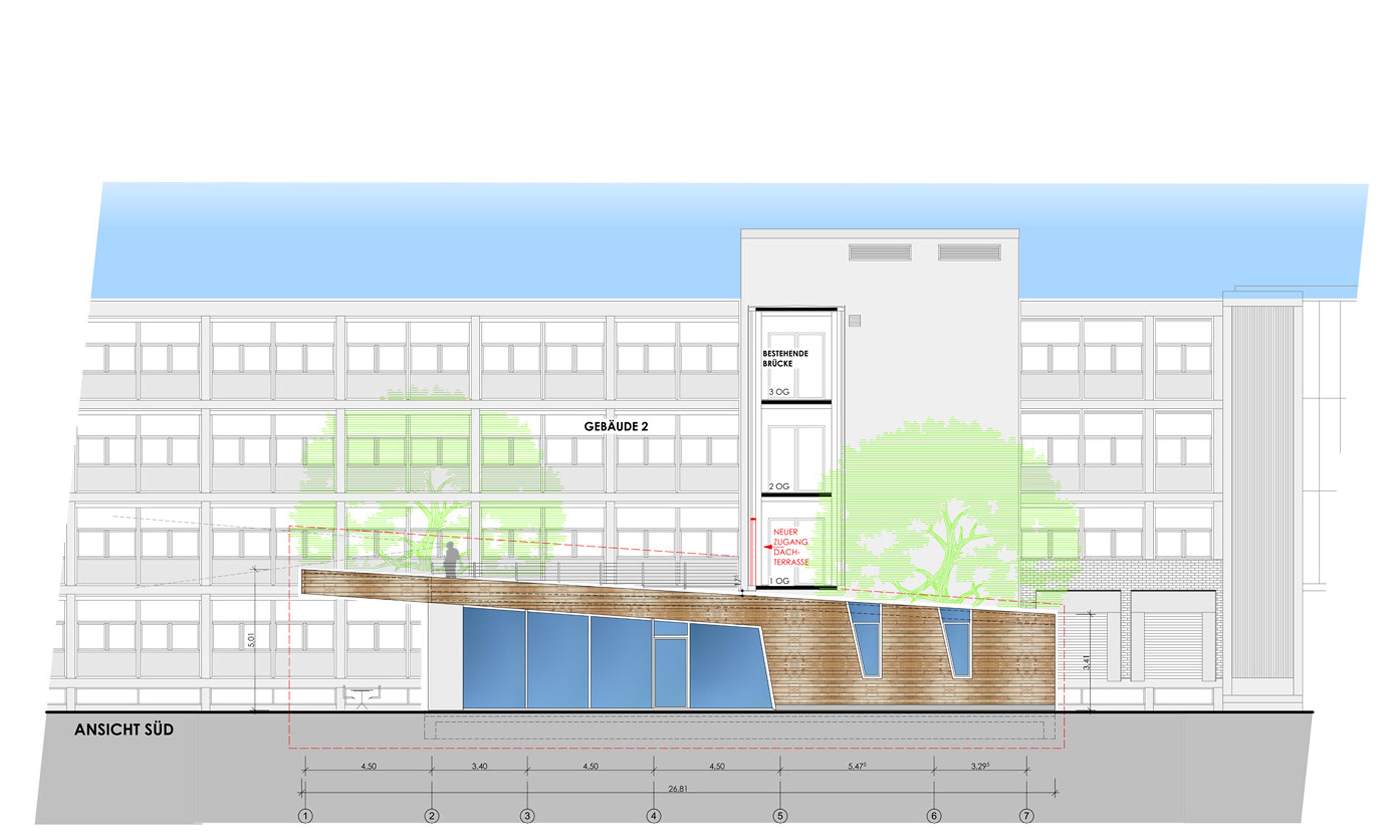 Neubau Kantine Hamburg | SJL Architekten